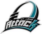 St. Louis Attack logo