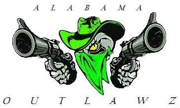 Alabama Outlawz logo