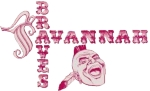 Savannah Braves logo