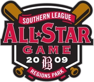 2009 Southern League All Star Game logo