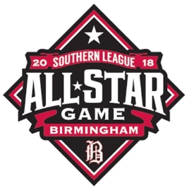 2018 Southern League All Star Game logo