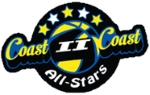 Coast II Coast All-Stars logo
