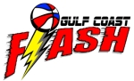 Gulf Coast Flash logo