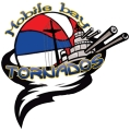 Mobile Bay Tornadoes logo