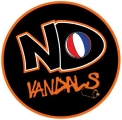 North Dallas Vandals logo