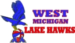 West Michigan Lake Hawks logo