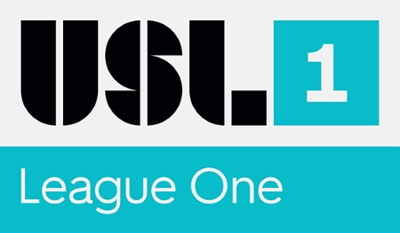 United Soccer League One logo