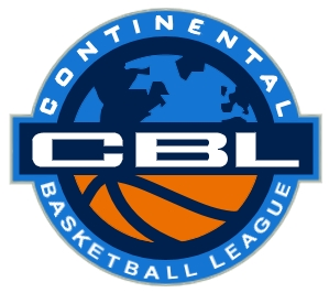 Continental Basketball League logo