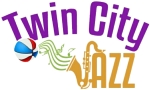 Twin City Jazz logo