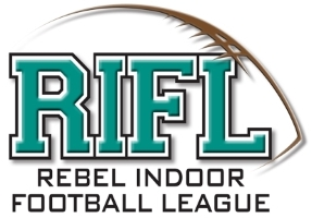 Rebel Indoor Football League logo