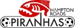 Hampton Roads Piranhas logo