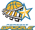 Roanoke Dazzle logo