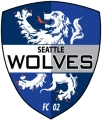 Seattle Wolves logo